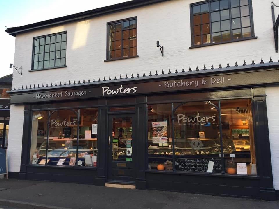 Powters-Shopfront